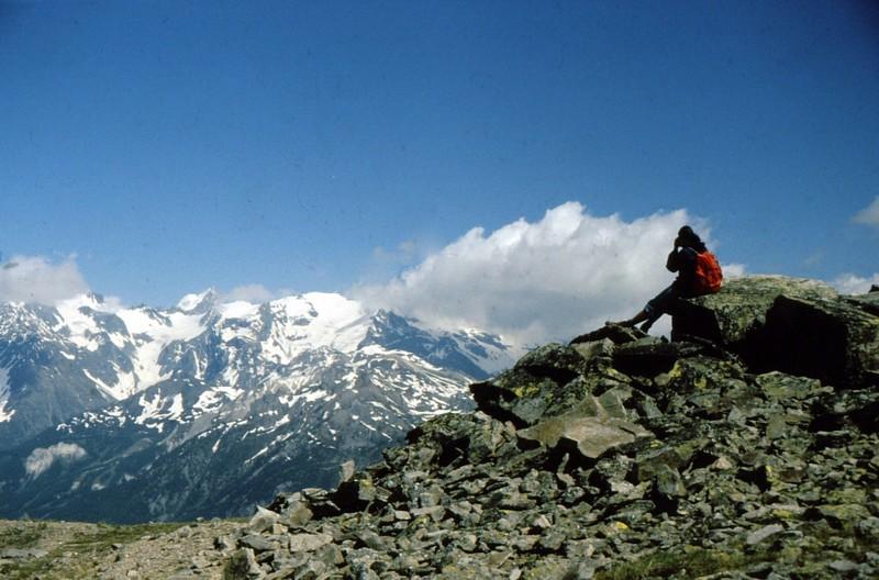 1984 Hautes-Alpes Montgenèvre Marie-Jose Hidalgo