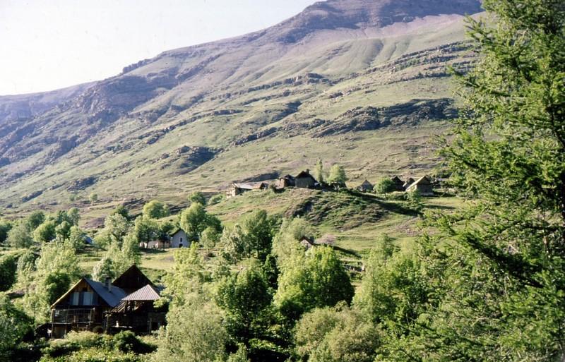 1984 Hautes-Alpes Montgenèvre Dormillouse