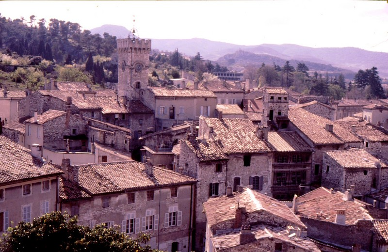 1985 Ardèche Viviers