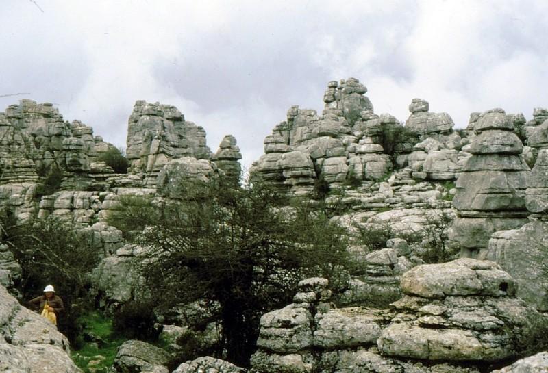 1984 Andalousie - Chaos ruiniforme du Torqual