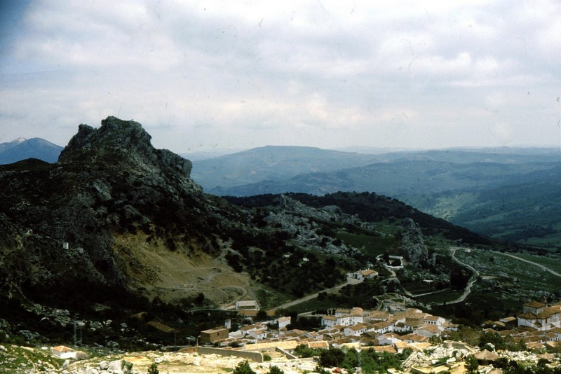 1984 Andalousie - Grazalema
